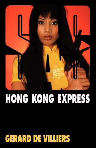 Couverture Hong Kong express