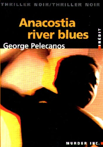 Couverture Anacostia River Blues