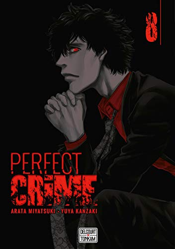 Couverture Perfect Crime  tome 8