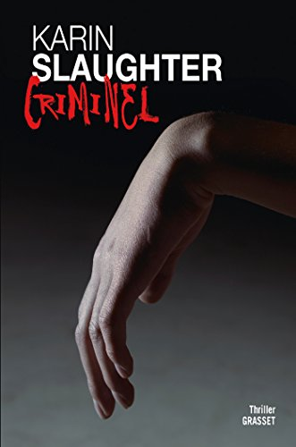Couverture Criminel