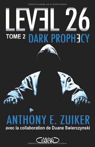 Couverture Dark Prophecy