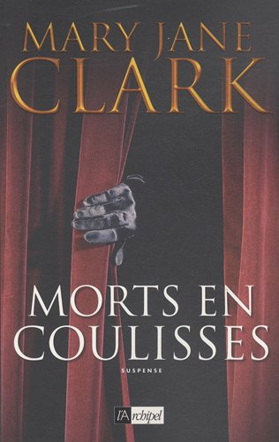 Couverture Morts en coulisses