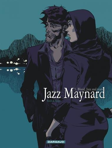 Couverture Blood, jazz and tears