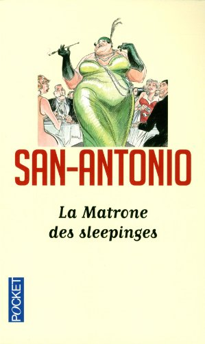 Couverture La Matrone des sleepinges