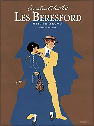 Couverture Les Beresford - Mister Brown