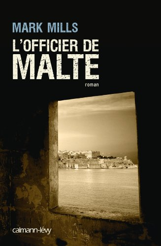 Couverture L'officier de Malte