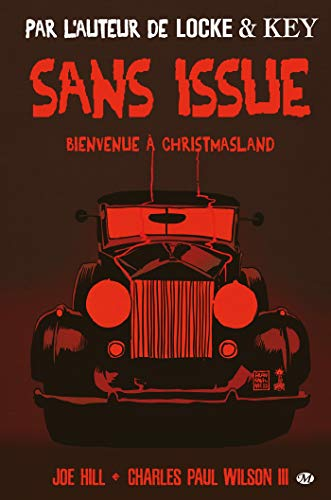 Couverture Sans Issue - Bienvenue à Christmasland