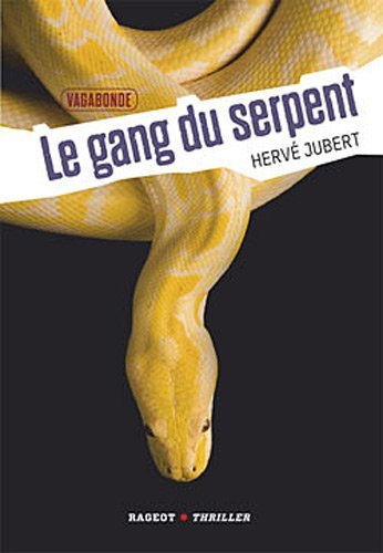 Couverture Le Gang du serpent