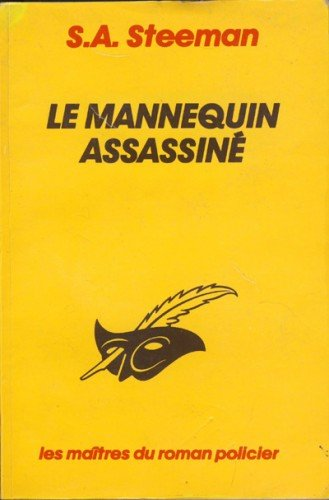 Couverture Le Mannequin assassiné