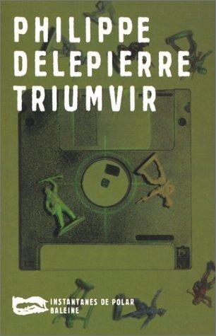 Couverture Triumvir