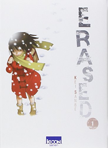 Couverture Erased tome 1