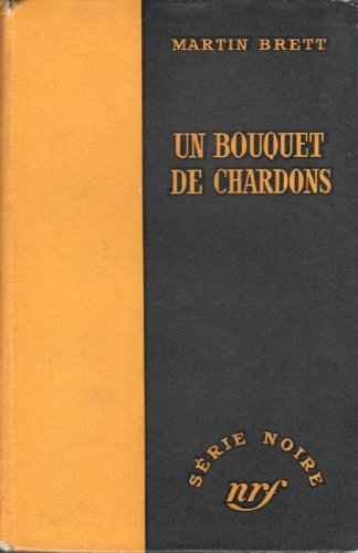 Couverture Un Bouquet de chardons
