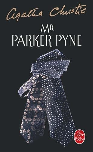 Couverture Mr Parker Pyne