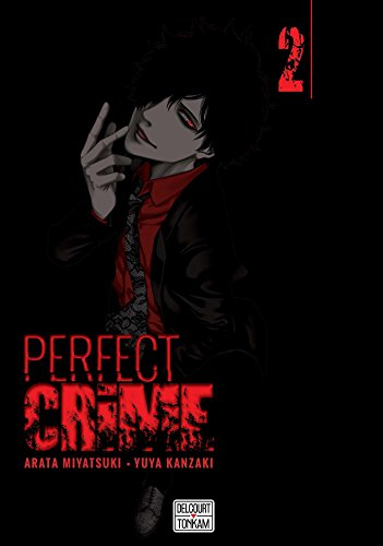 Couverture Perfect Crime tome 2