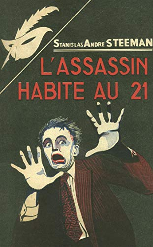 Couverture L'Assassin habite au 21