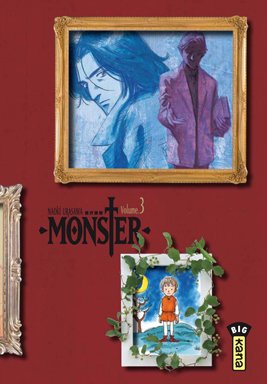 Couverture Monster tome 3