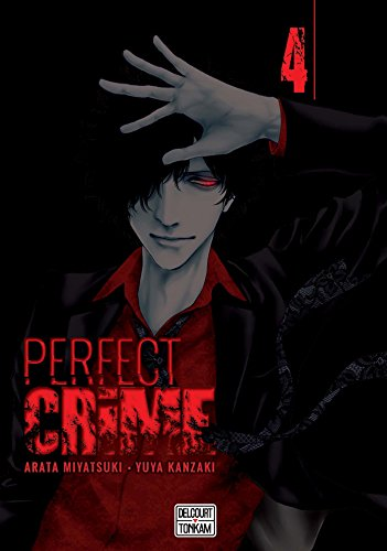 Couverture Perfect Crime tome 4