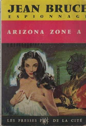 Couverture Arizona Zone A