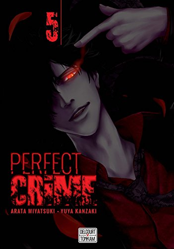 Couverture Perfect Crime tome 5