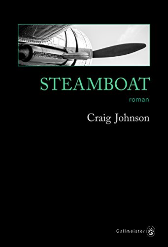 Couverture Steamboat