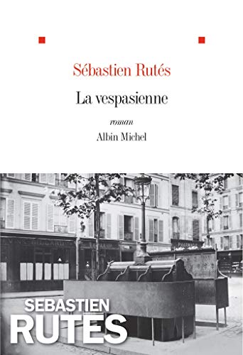 Couverture La Vespasienne