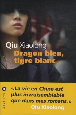 Couverture Dragon bleu, tigre blanc