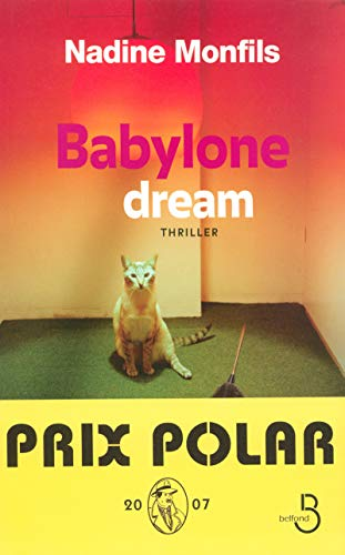 Couverture Babylone Dream