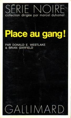 Couverture Place au gang !