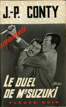 Couverture Le Duel de Mr Suzuki