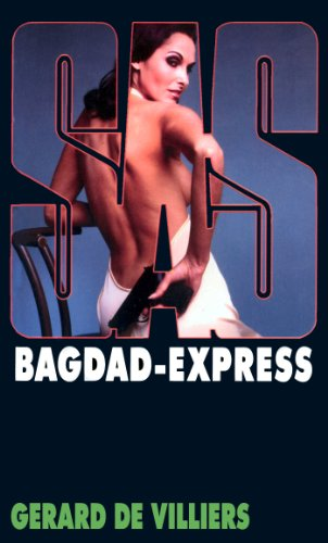 Couverture Bagdad-Express