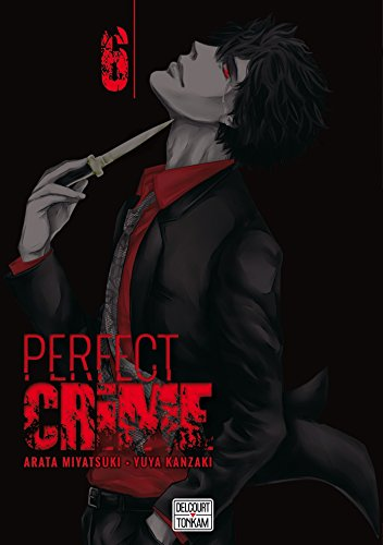 Couverture Perfect Crime tome 6
