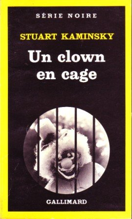 Couverture Un clown en cage