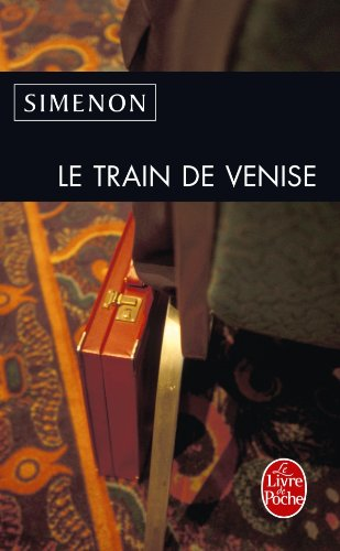 Couverture Le Train de Venise