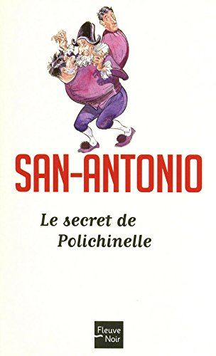 Couverture Le Secret de Polichinelle