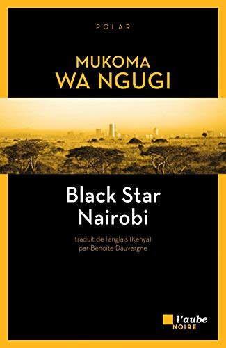Couverture Black star Nairobi