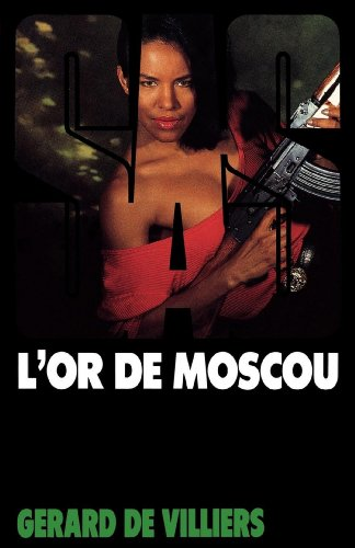Couverture L'Or de Moscou
