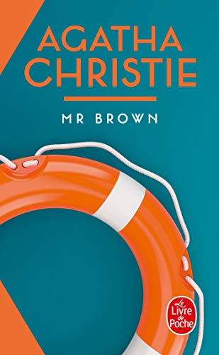 Couverture Mr Brown
