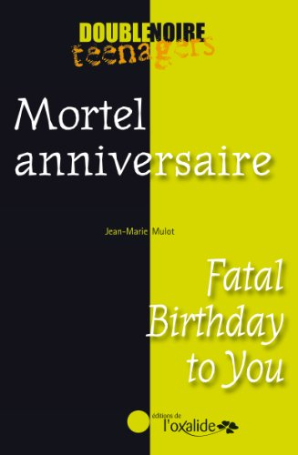 Couverture Mortel anniversaire / Fatal Birthday to You