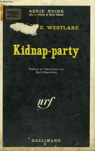 Couverture Kidnap-party