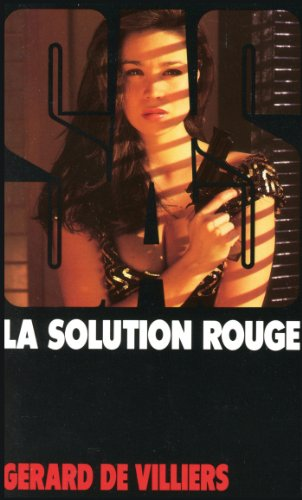 Couverture La Solution rouge