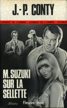 Couverture Mr Suzuki sur la sellette