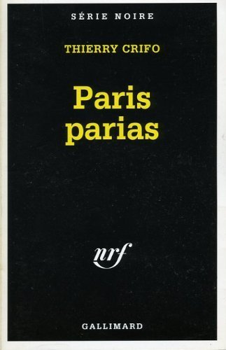 Couverture Paris parias