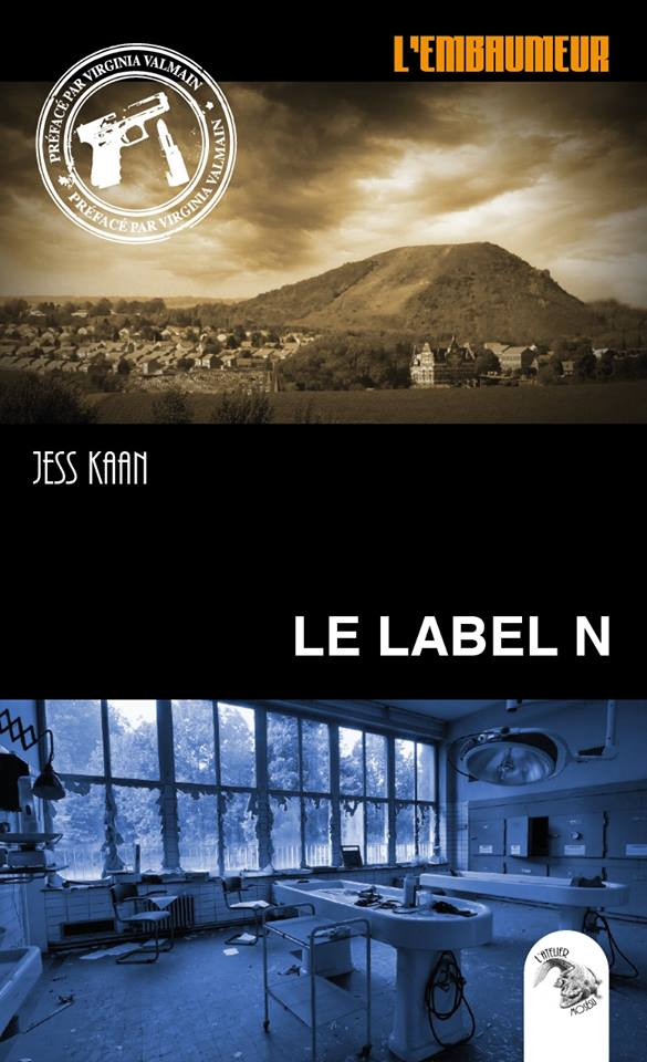 Couverture Le Label N