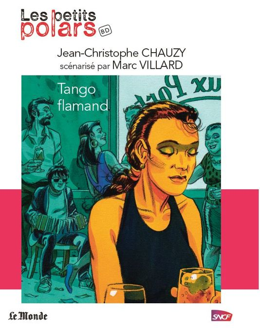 Couverture « Tango flamand »