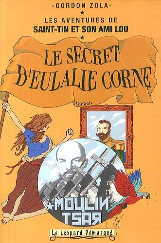 Couverture Le Secret d'Eulalie Corne