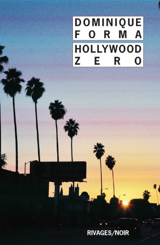Couverture Hollywood Zero