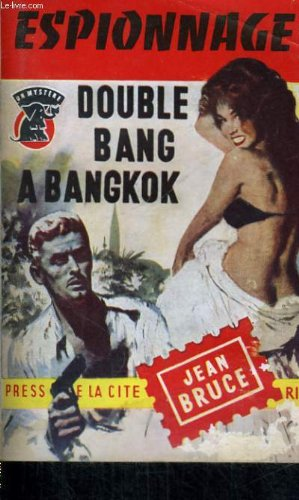 Couverture Double bang à Bangkok