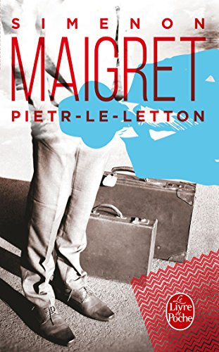Couverture Pietr le Letton