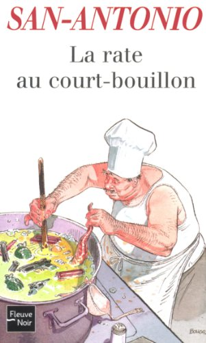 Couverture La rate au court-bouillon