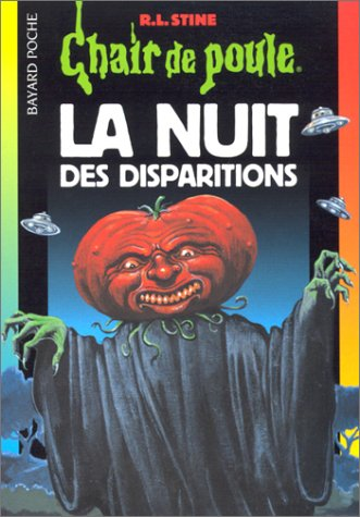 Couverture La Nuit des disparitions